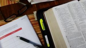 Gideon Study