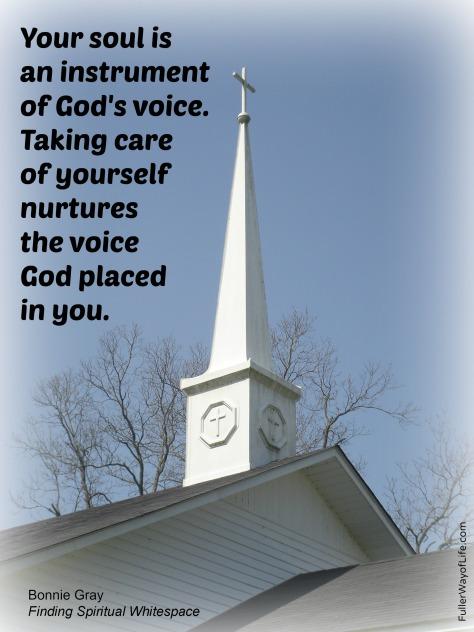 Nurture Your Voice