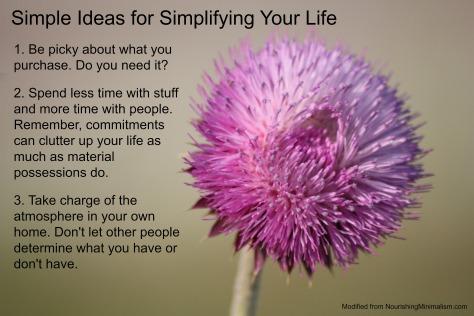 Simplifying