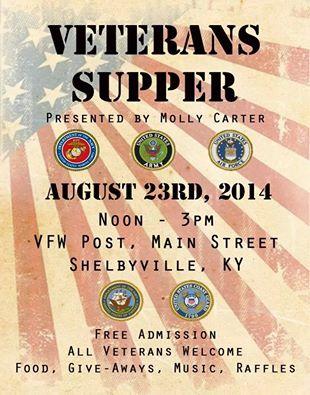 Veterans Supper