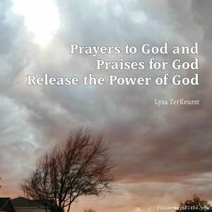 Praises to God